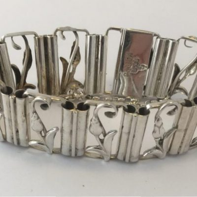 Christian Michelsen Tulip Bracelet