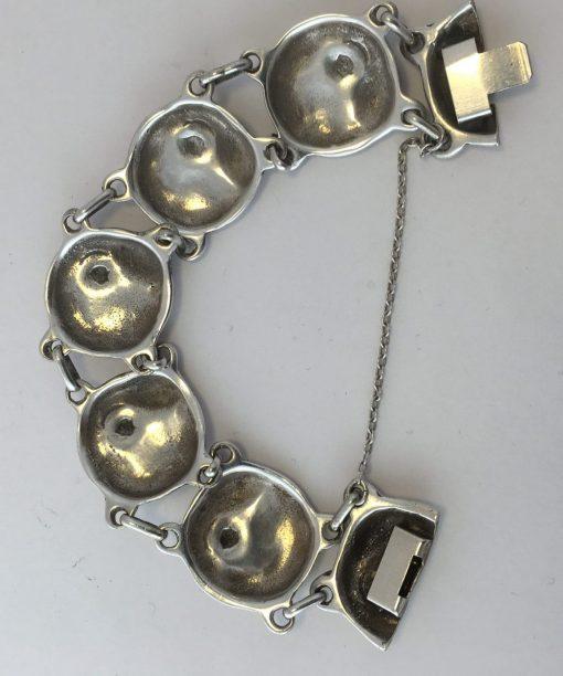 Georg Jensen bracelet EKH201 reverse