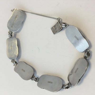 Danish Esbjorn Moonstone Bracelet