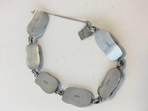 Danish Moonstone Bracelet Esbjorn EKH228 reverse
