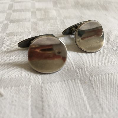 Anton Michelsen Modernist Cufflinks