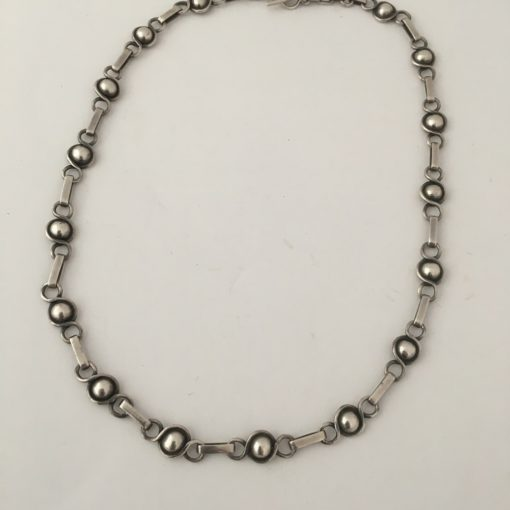 Danish Linked Necklace
