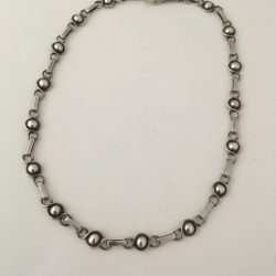 Danish Linked Necklace EKH277
