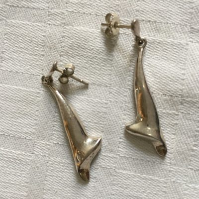 Danish Gifa Drop Earrings