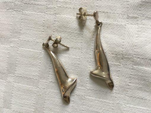 Gifa drop earrings