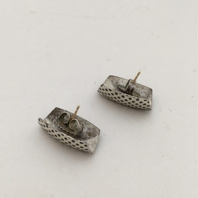 Danish Niello earrings