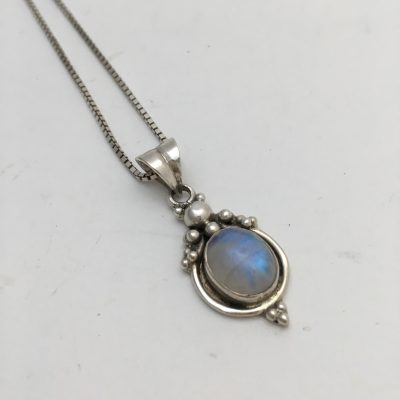Superb Moonstone Pendant