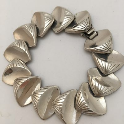 Alton Fan Shaped Bracelet