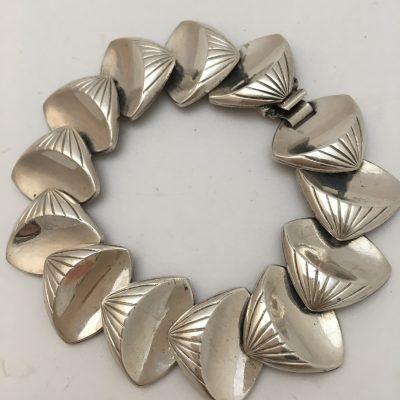 Alton Fan Shaped Bracelet