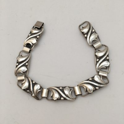 Danish J.T. Linked Bracelet