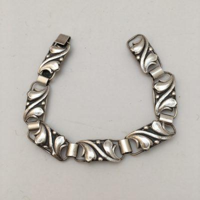 Danish J.T. Linked Bracelet