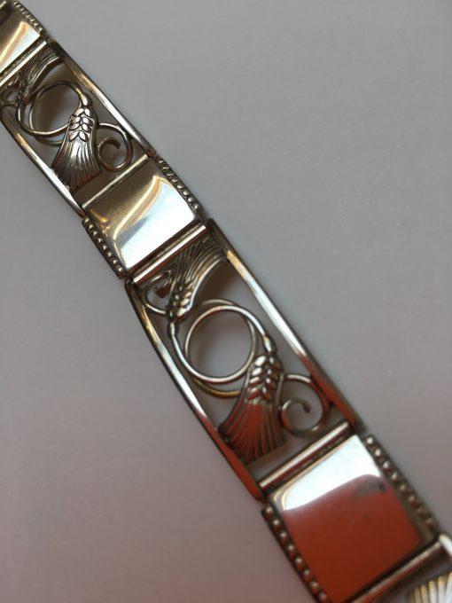 Danish wheatsheaf bracelet