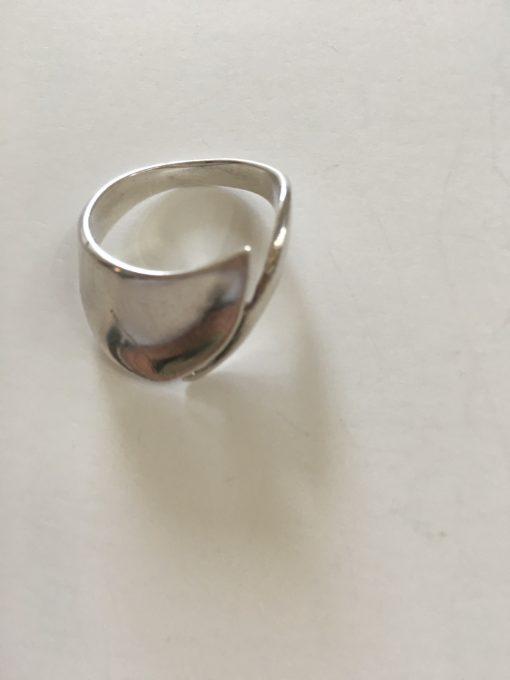Danish folded ring EKH318