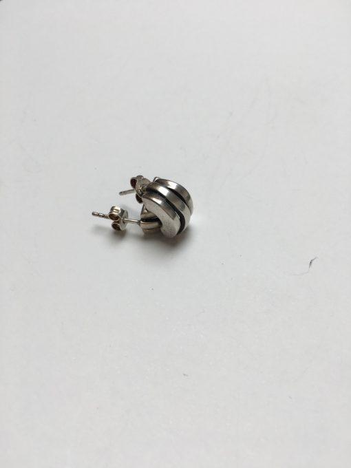 Danish half hoop earrings EKH204