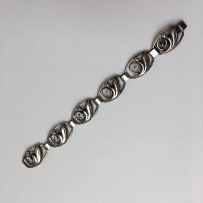 Danish Leaf/Berry Bracelet