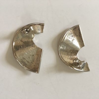 H.S. Fan shaped Earrings