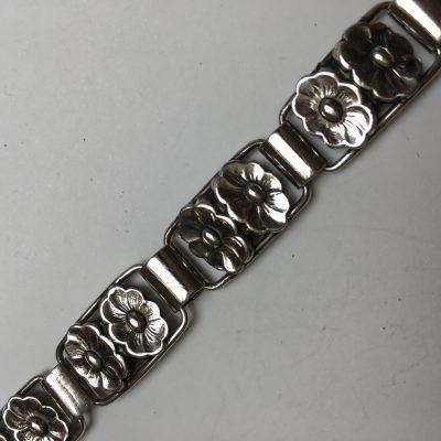 A.R.K. Floral Danish Linked Bracelet