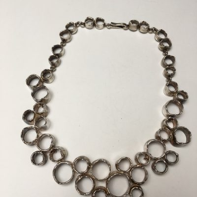 Swedish Erik Robberts Handwrought Necklace