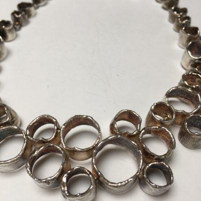 Swedish Erik Robberts Handwrought Necklace