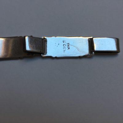 W.Kr Danish linked bracelet