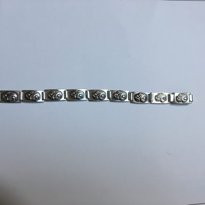 J.L. Danish linked bracelet