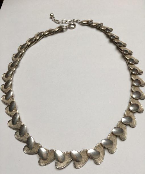 Swedish linked necklaceEKH415