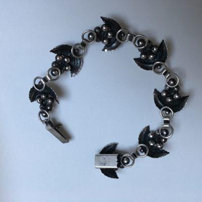 John Lauritzen Grape Bracelet