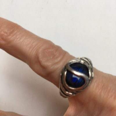 Matti Hyvarinen Spectrolite Ring