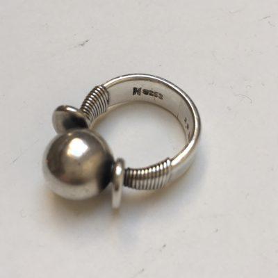 Karl Gustav Hansen Egyptian Style Ring