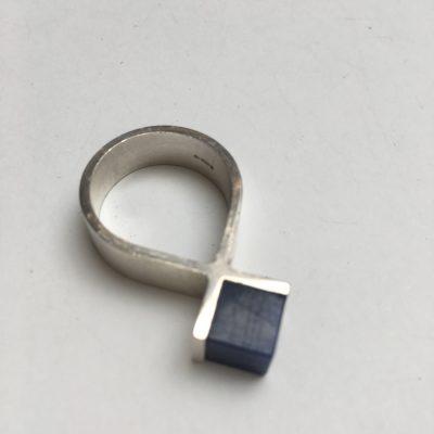 Uwe Moltke Lapis Ring
