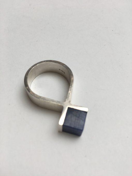 Uve Moltke lapis ring EKH436