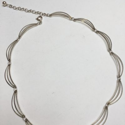 Swedish Openwork Necklace