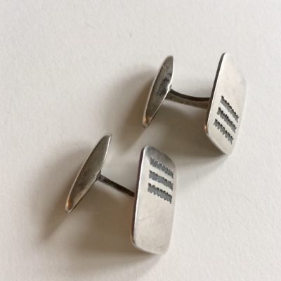 Finnish Silver Cufflinks
