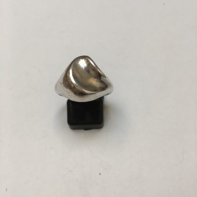Small Danish H.S. Silver Ring