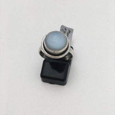 Danish C.O.F. Moonstone Ring